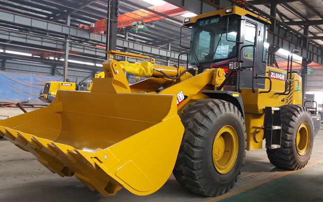 Xcmg Zl50gn Xcmg Wheel Loader Zl50gn Good Price 7years